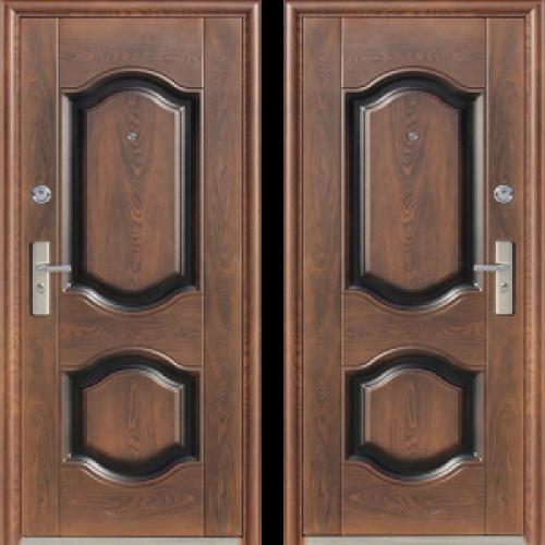 Увеличить - Входная металлическая дверь Kaiser K550-2