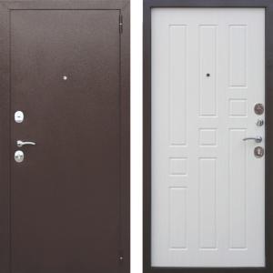 Входная дверь Гарда 8 мм (Белый ясень)